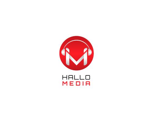 Logo ontwerp Hallo Media