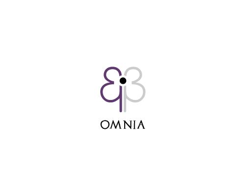 Logo ontwerp omnia beta