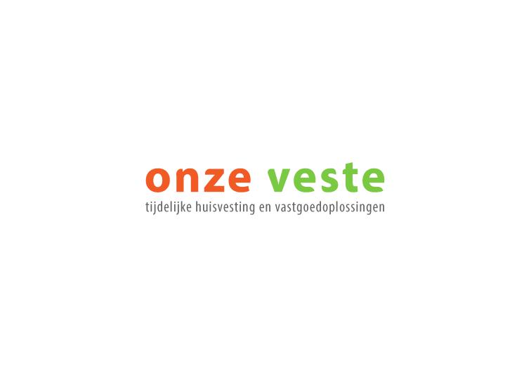 Logo ontwerp onze veste
